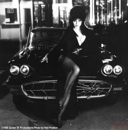 Немного оженщинах – Elvira, Mistress OfThe Dark. Изображение № 8.
