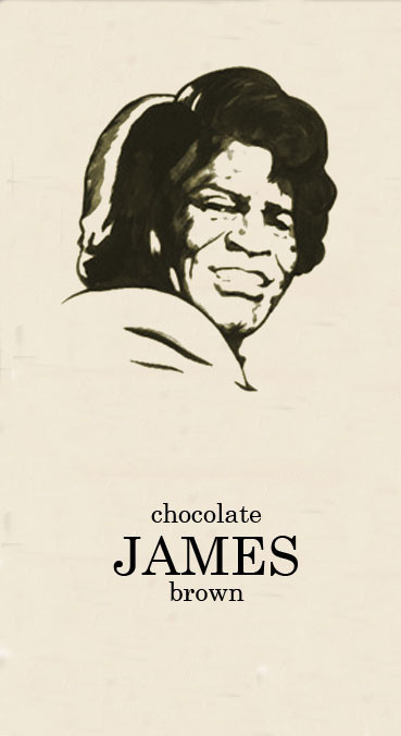 Идея длясерии шоколада. Изображение № 3.