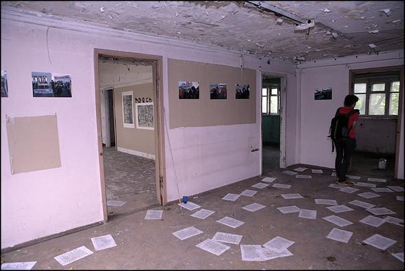 2010-05-15. Москва. Дом Наркомфина. Выставка со взломом. Изображение № 14.