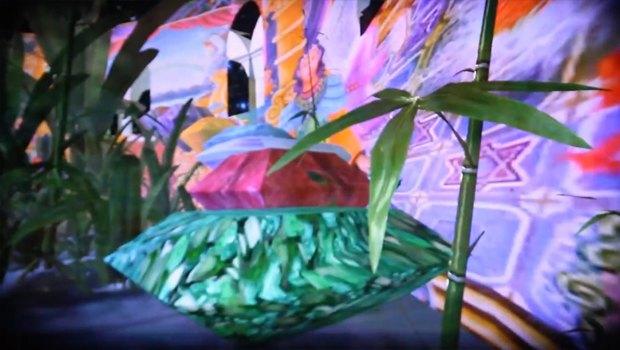 Новый клип Vinyl Williams — интерактивная 3D-игра. Изображение № 2.