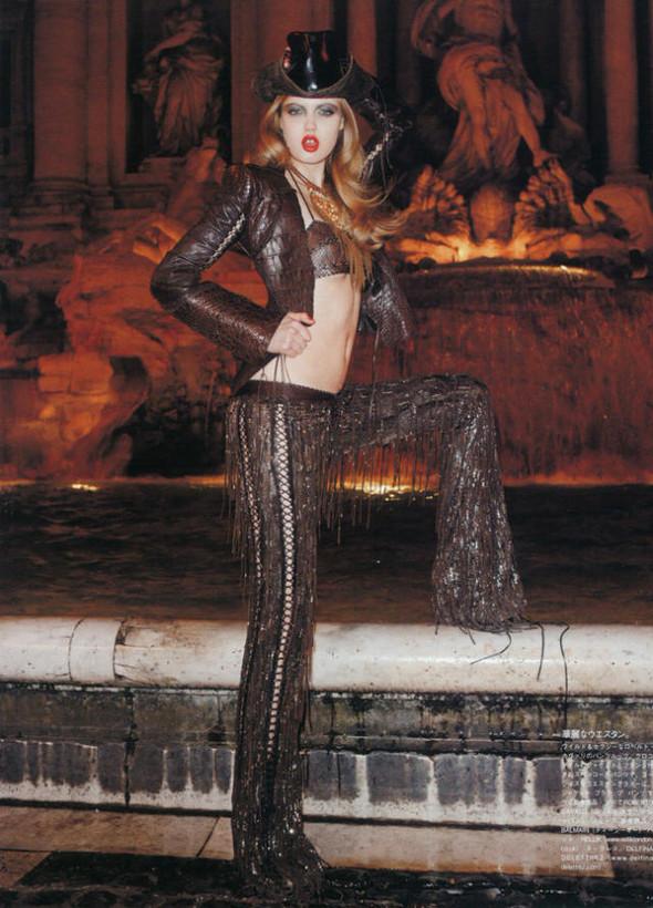 Спагетти Вестерн в Vogue Nippon. Изображение № 5.