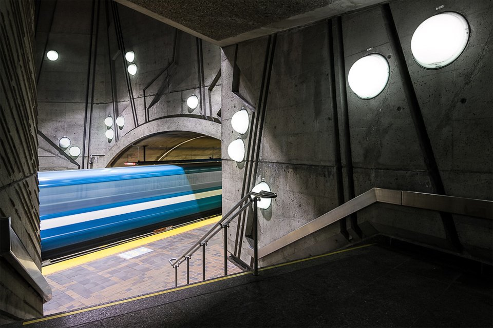 Фото: незаметная красота монреальского метро. Изображение № 7.