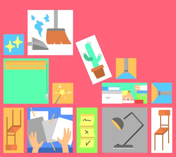 Лайфхак недели:  Не тратьте время  на уборку стола. Изображение № 2.