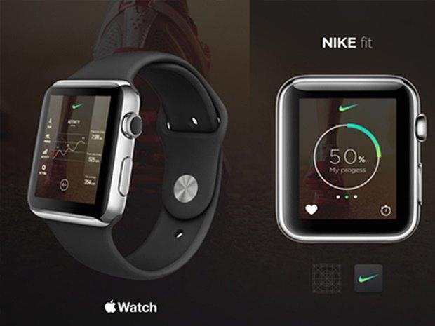 Концепт приложения Nike Fit. Автор: geo1. Изображение № 12.