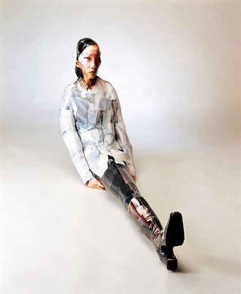 Фотоскульптуры Гвона Осанга. Изображение № 23.