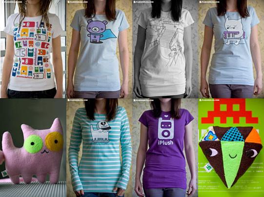 Коллекция обложек joki дизайн plushedelica. Изображение № 5.