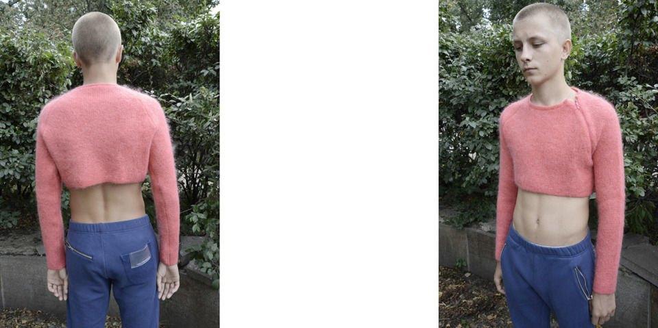 Появился лукбук весенне-летней коллекции Гоши Рубчинского. Изображение № 14.