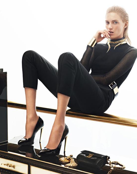 Кампании: Balenciaga, Celine, Dolce & Gabbana и другие. Изображение № 30.