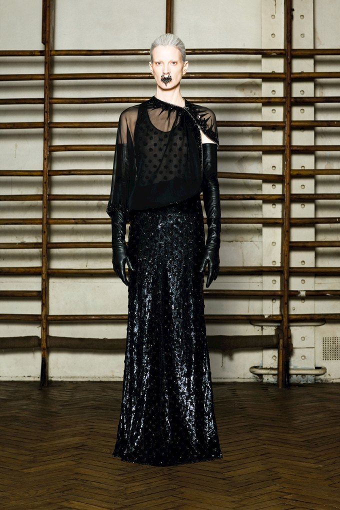 Givenchy Haute Couture SS 2012 . Изображение № 7.
