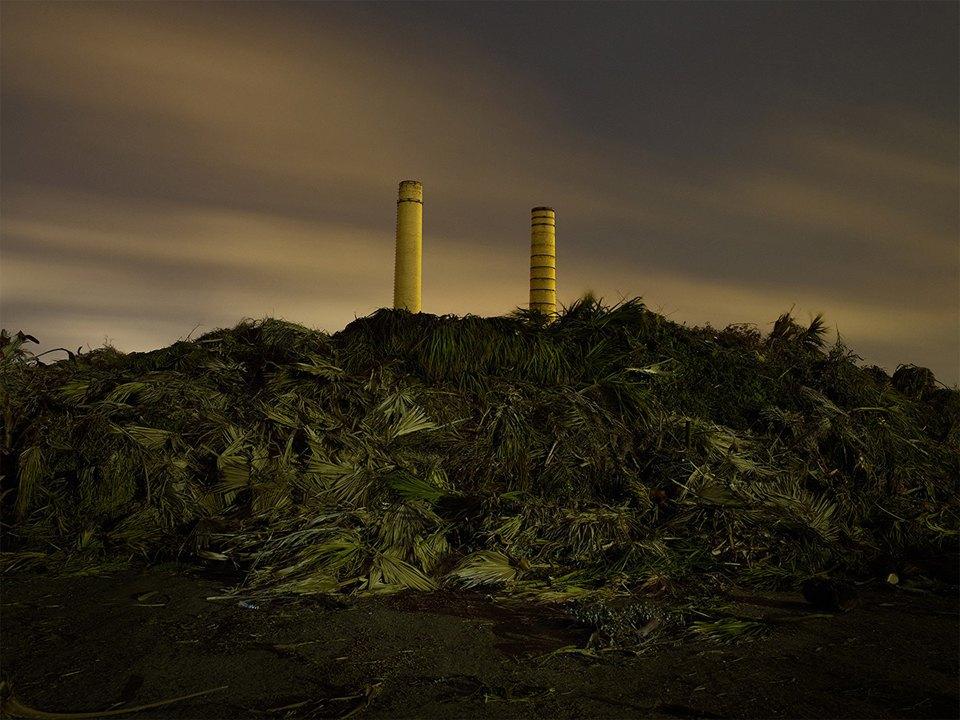 Фабрики из хоррора: ночная индустриальная фотография. Изображение № 15.