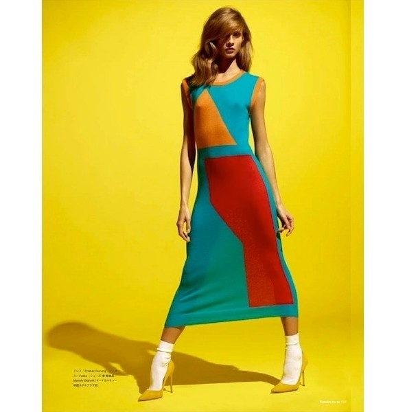 Изображение 13. Новые съемки: Numero, Purple Fashion, Vogue и другие.. Изображение № 13.