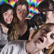 Ревущие струны: 6 поющих девушек. Изображение № 6.