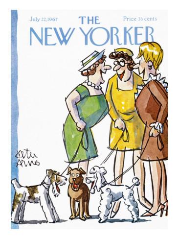 10 иллюстраторов журнала New Yorker. Изображение №24.