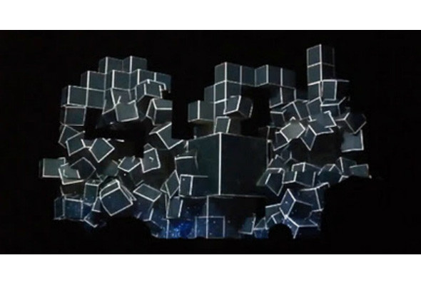 Найдено за неделю: Интерьеры Роя Лихтенштейна, неон-арт и граффити с гейшами. Изображение № 117.