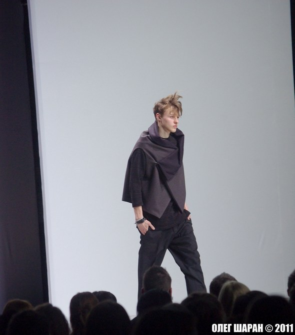 Изображение 9. Volvo Fashion Week: Tarakanova Men's Collection.. Изображение № 9.