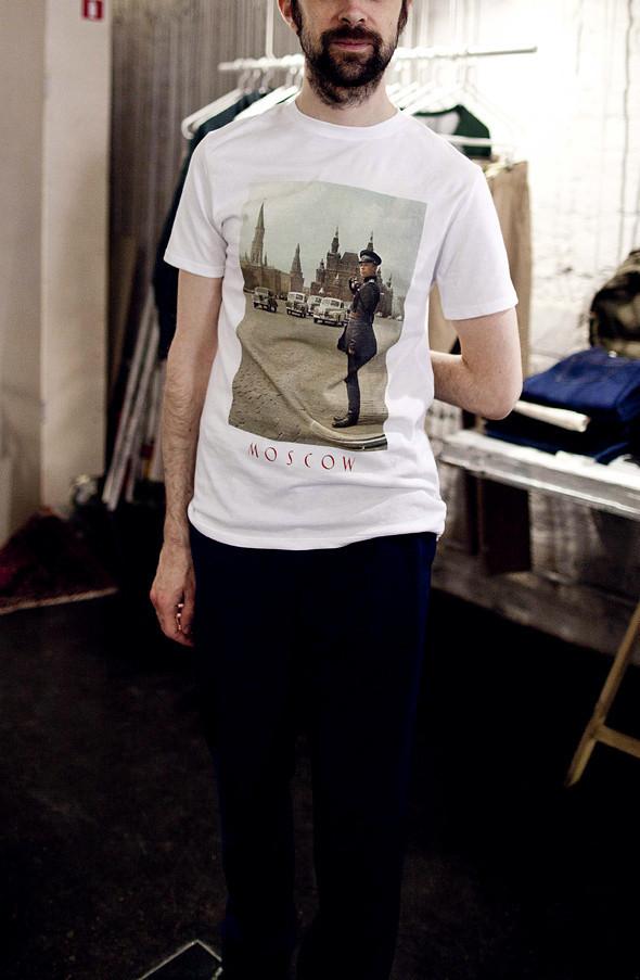 День с Питером Йенсеном: Разговоры о ретейле и шопинг в Москве. Изображение № 33.