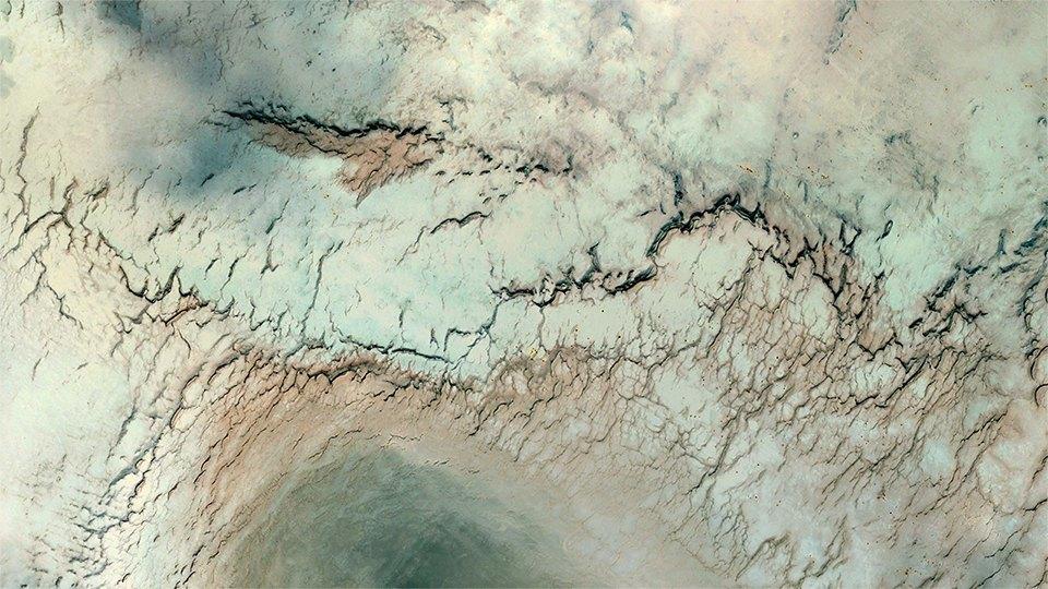 35 фотографий  из Google Earth,  которым сложно поверить. Изображение № 19.