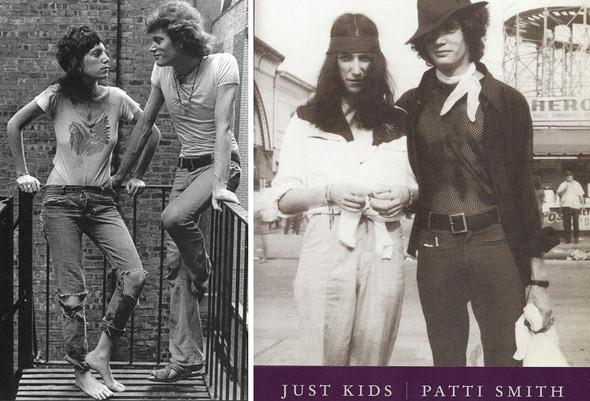 Патти и Фред / Обложка автобиографии Патти Just Kids. Изображение № 268.