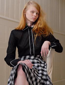 Томоко Яманака: практический опыт создания коллекции женской одежды. Изображение № 3.