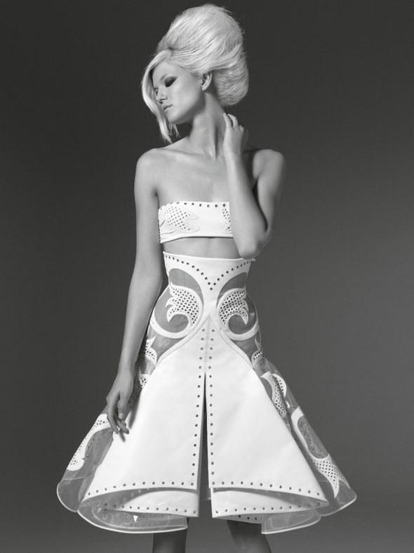 Лукбук: Atelier Versace FW 2011. Изображение № 8.