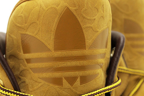 СHAPTER X ADIDAS HARDLAND (WHEAT). Изображение № 1.
