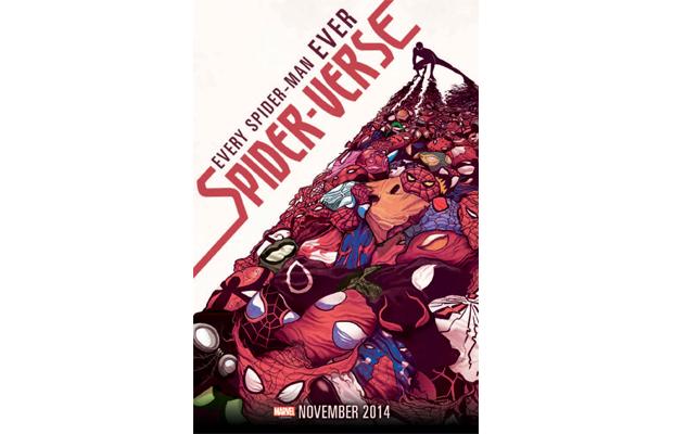 Marvel объединит все версии Человека-паука в ноябре. Изображение № 2.