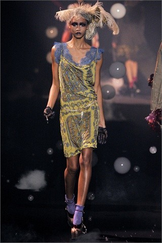 John Galliano Spring-Summer 2010. Изображение № 13.