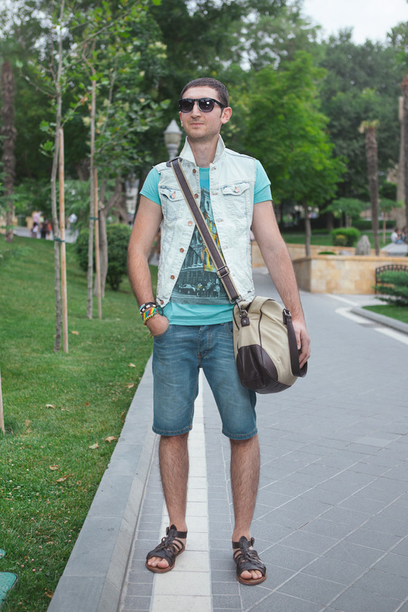 Baku Street Fashion | Summer 2012. Изображение №25.