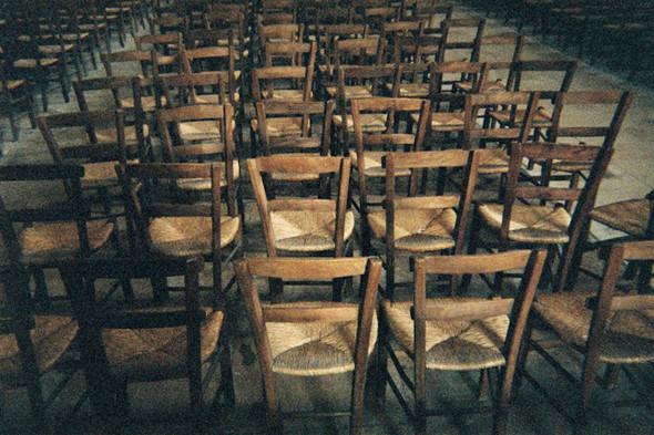 В кафедральном соборе в Бордо. Изображение № 11.