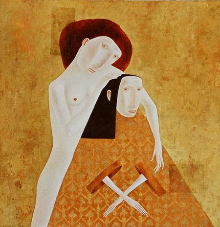 Наивная живопись Светланы Румак. Изображение № 39.
