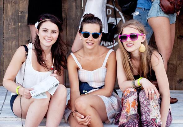 Primavera Sound: 15 девушек в очках и другие люди на фестивале. Изображение № 13.