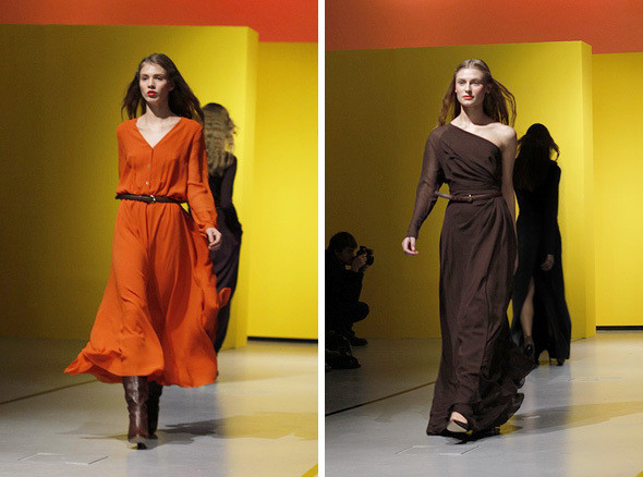 Изображение 4. Lena Vasilyeva FW 2011: готовое платье.. Изображение № 2.