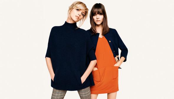 Кампания: Аня Рубик и Фрея Беха для H&M. Изображение № 4.