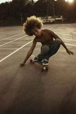 Hugh Holland. Скейтборд-хроники 70-х. Изображение № 7.