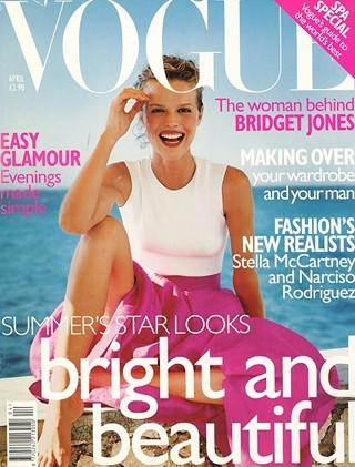 История глазами обложки Vogue (Британия). Изображение № 58.