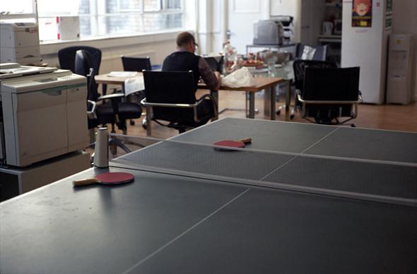 Офис Last. fm, Лондон. Изображение № 10.