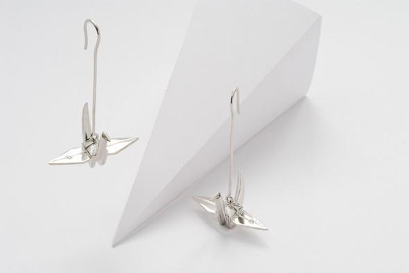 Origami Jewellery. Изображение № 7.