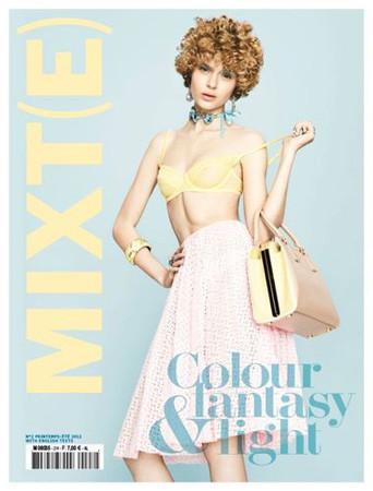 40 обложек с вещами из коллекции Prada SS 2012. Изображение № 21.