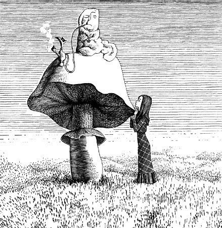 Алиса вСтране Чудес. Изображение № 17.