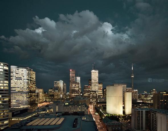 Изображение 3. Сэм Джаванру: грозы и грёзы в большом городе.. Изображение № 10.