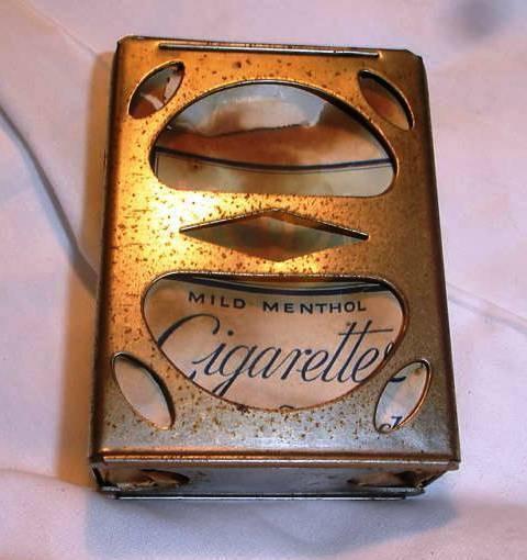 Изображение 3. Ретроспектива сигаретной пачки.. Изображение № 3.