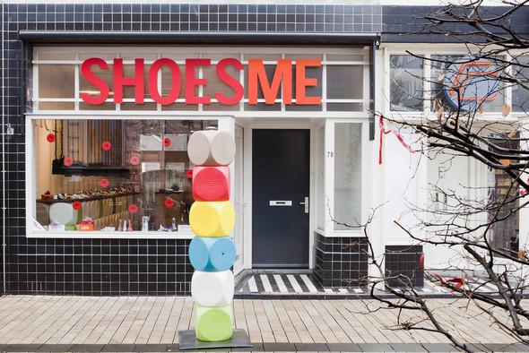 Магазин детской обуви от Тёна Флескенса. Изображение № 12.