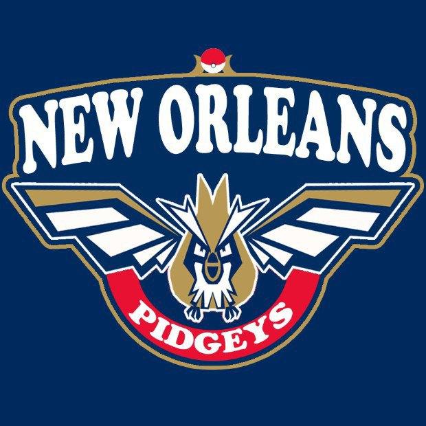 Дизайнер добавил покемонов в эмблемы команд NBA. Изображение № 14.
