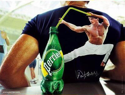 Perrier. Everybody wants it. Изображение № 5.