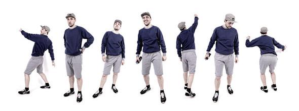 Лукбук Ucon Acrobatics от Fun People. Изображение № 6.