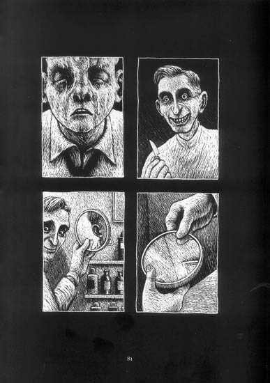 «Паноптикум» Томаса Отта. Изображение № 71.