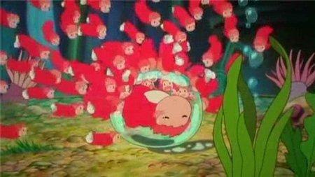 Поньо, рыбка сутеса!. Изображение № 7.