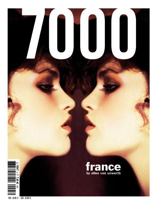 Вышли новые обложки Dazed & Confused, Lula и Vogue. Изображение № 3.