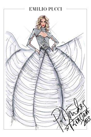 Emilio Pucci создали костюмы для тура Риты Оры. Изображение № 3.