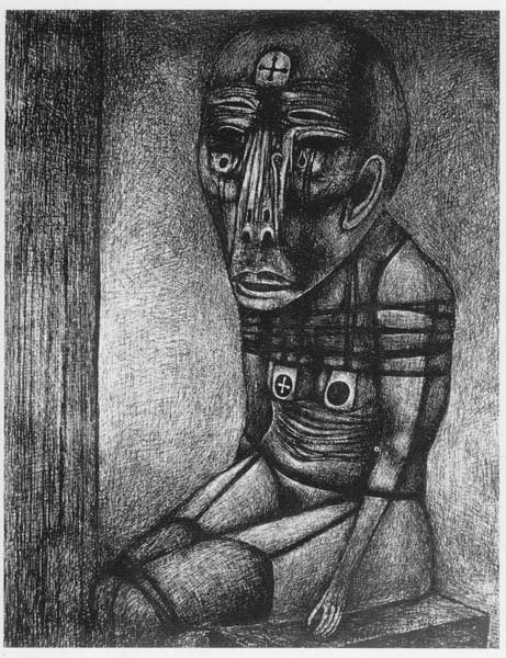 Архив работ Ждислава Бексински. Изображение № 31.